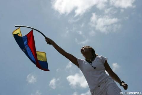 Marcha Venezuela dois