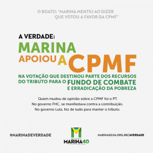 Marina CPMF
