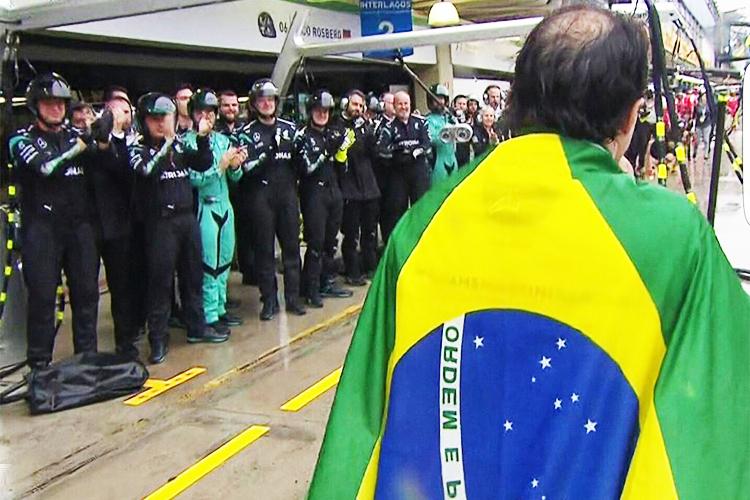 Felipe Massa se despede do Autódromo de Interlagos - 13/11/2016