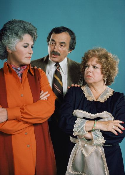 Maude, Walter e Nell