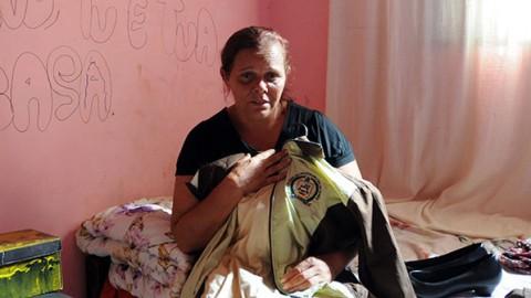 """Rosemary Dias Ferreira, mãe de Yorrally^: """"Ela implorou pela vida"""""""