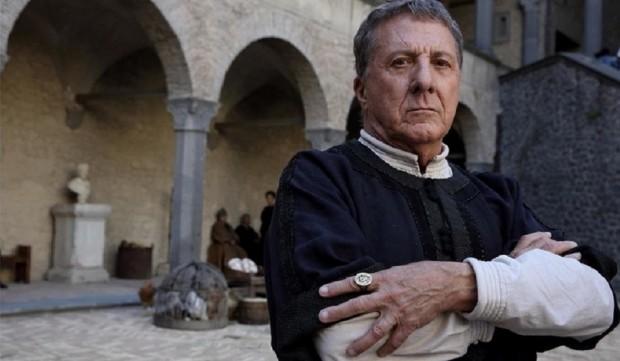 Dustin Hoffman em 'Medici: Masters of Florence' (Foto: RAI)