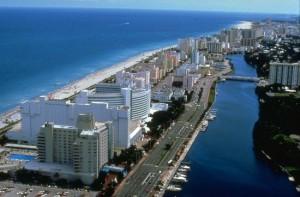 Roseana está em Miami