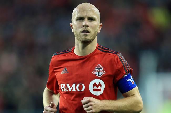 Michael Bradley, do Toronto FC