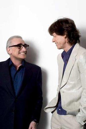 (E-D) Scorsese e Jagger