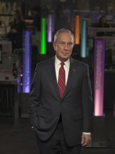 Michael Bloomberg, ex-prefeito de Nova York