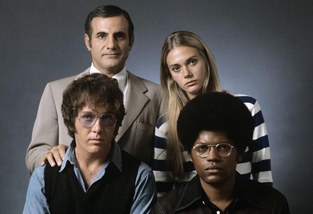 Elenco de 'Mod Squad' (Fotos: ABC/Arquivo)