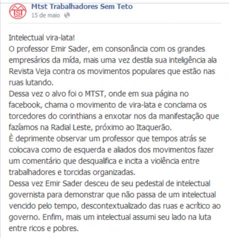 MTST - Emir