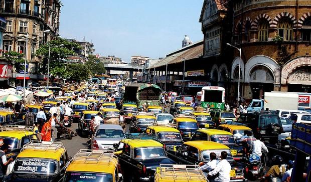 Mumbai, na Índia, campeã mundial em tempo perdido em deslocamentos