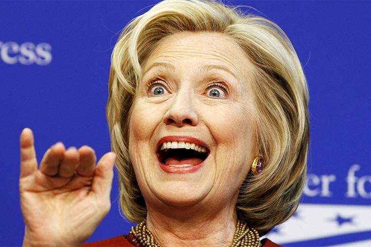 A ex-Secretária de Estado americana, Hillary Clinton, durante evento em Washington - 23/03/2015