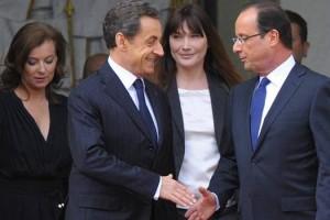 Altas traições: Hollande acha que Sarkozy e Carla Bruni puseram mais fogo num caso escandaloso
