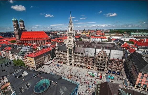 Munique, na Alemanha: apenas 4% acham que a cidade oferece com preços razoáveis