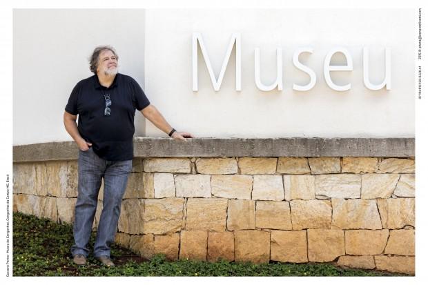 Gustavo Penna e seu Museu de Congonhas