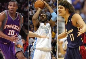 NBA em busca de parceiros