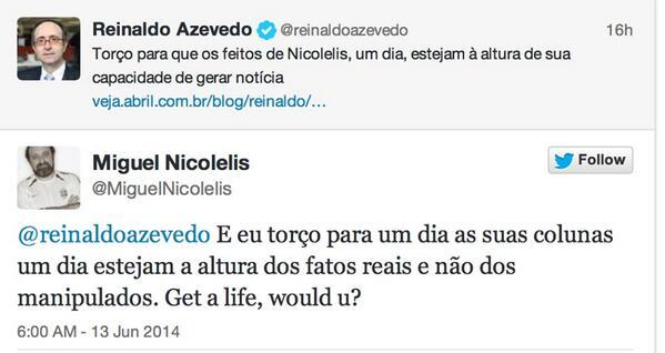 nicolelis tweet