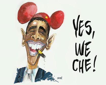 Obama Cuba embargo charge