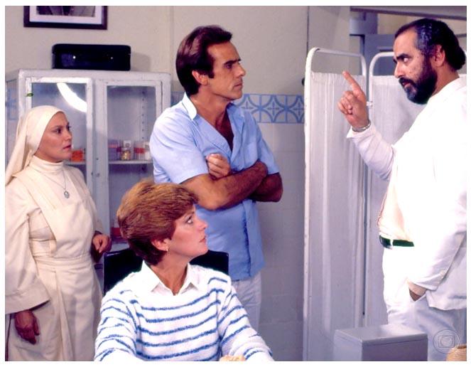 A proposta de 'Unidade Básica' lembra a de 'Obrigado Doutor', série produzida pela Rede Globo em 1981.