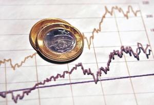 PIB fraco, mas em alta ainda