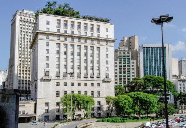 Sede da prefeitura de São Paulo (Foto: José Cordeiro/ SPTuris)