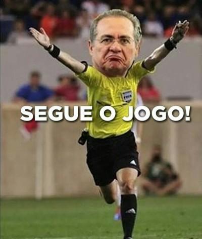Renan segue o jogo
