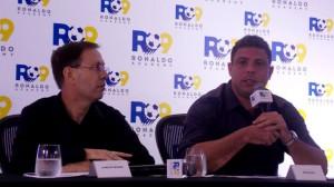 Ronaldo e Wizard: mercado para ex-jogadores