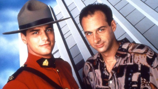 Paul Gross e David Marciano (Fotos: CTV/Arquivo)