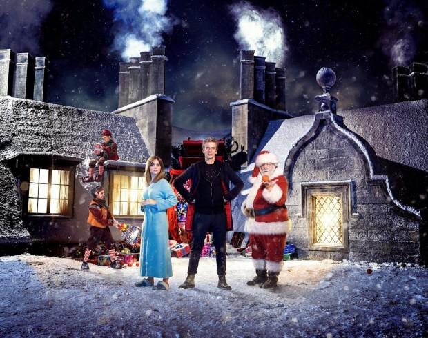 Especial de natal de 'Doctor Who' (Foto: BBC)