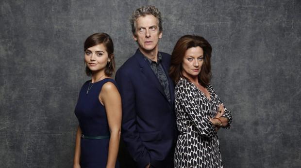 Clara, Peter e Michelle (Foto: Jay Clendenin / Los Angeles Times)