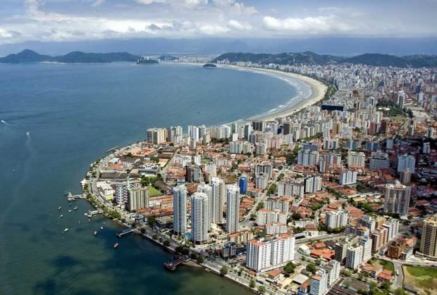 Santos, a melhor cidade do país, segundo ranking da consultoria Delta
