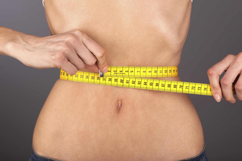 Consequências físicas da Anorexia
