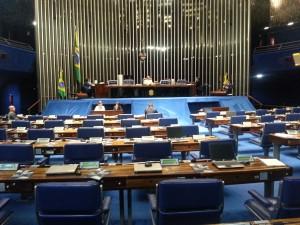 Senado: palco da CPI
