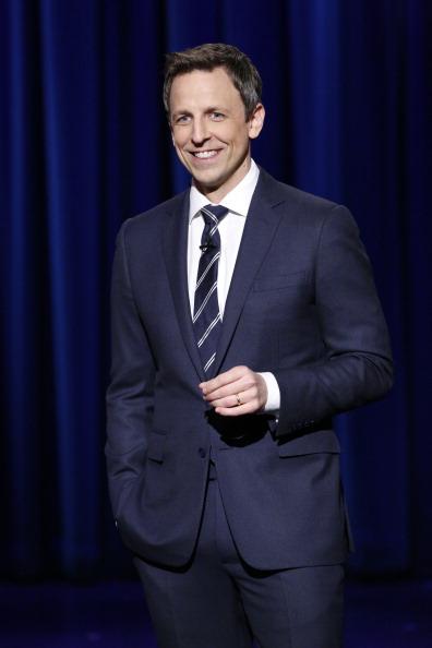 Seth Meyers (Foto: NBC)