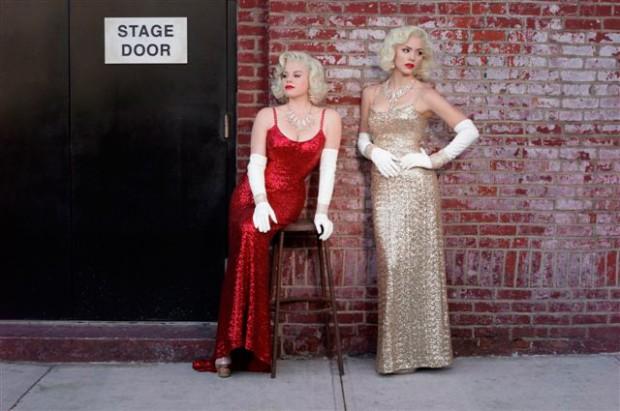 Megan Hilty e Katharine McPhee em cena de 'Smash' (Foto: NBC/Arquivo)