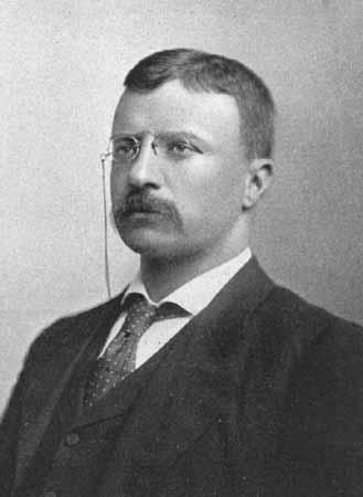 Theodore Roosevelt (Foto: Biblioteca do Congresso Americano)