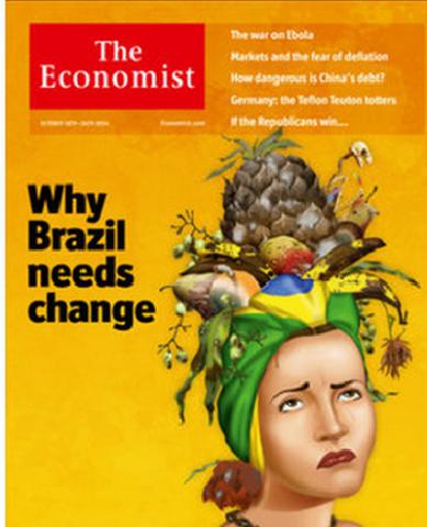 The economist mudança
