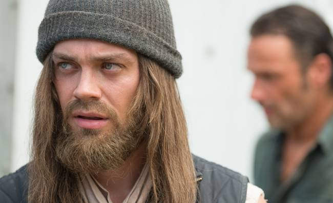 Jesus (Tom Payne), o quase messias de The Walking Dead