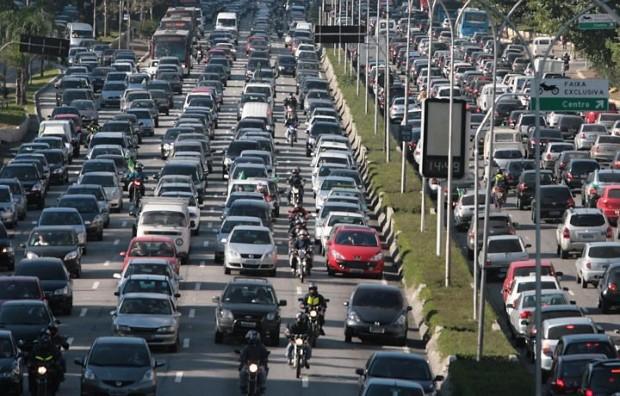 Trânsito em São Paulo (Veja São Paulo)