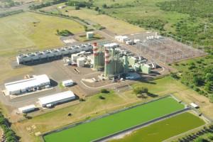 Um quarto da energia do país via termelétrica