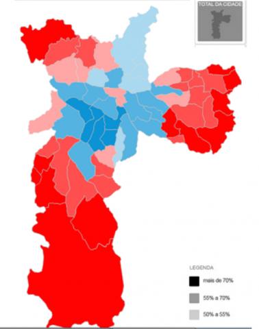 Votação eleição 2012