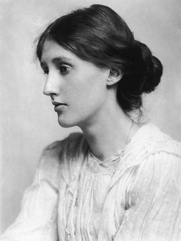 Virgínia Woolf (Fotos: Reprodução)
