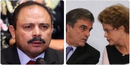 Waldir Cardozo Dilma