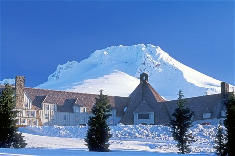 O temido quarto 237 de 'O Iluminado', de Stanley Kubrick, fica no Hotel Timberline, em Oregon, nos Estados Unidos.