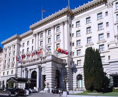 O hotel Fairmont, no distrito de Nob Hill, em São Francisco, ganhou ares de protagonista em 'Um Corpo que cai', de Alfred Hitchcock.