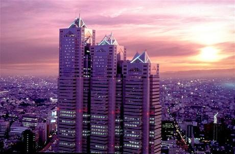 O hotel japonês Park Hyatt, em Tóquio, foi eleito o set de filmagem do longa 'Encontros e Desencontros', de Sofia Coppola.