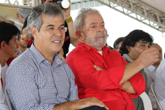 Jorge Viana e Lula