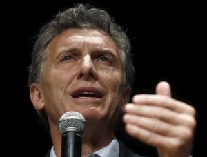 Mauricio Macri: presidente tem discurso liberal