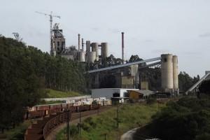 Fábrica da Cimento Tupi