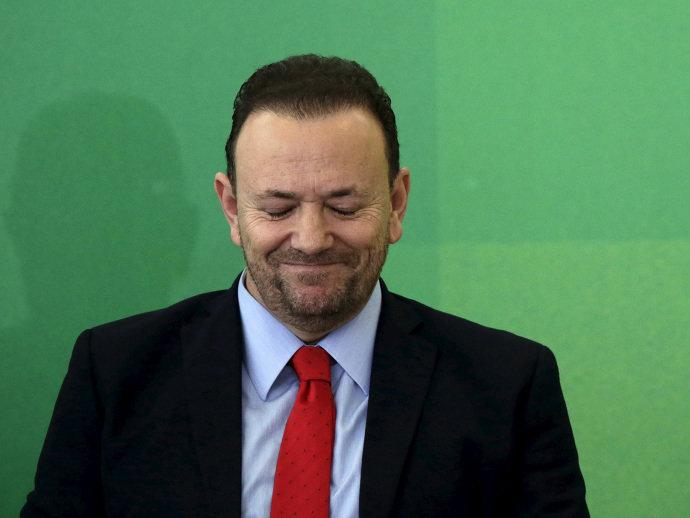 O prefeito de Araraquara, Edinho Silva: suspeitas levantadas por empresária que deu cano milionário a Estados nordestinos