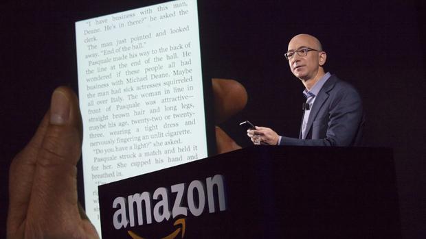 O presidente da Amazon Jeff Bezos (Foto: Getty Images)