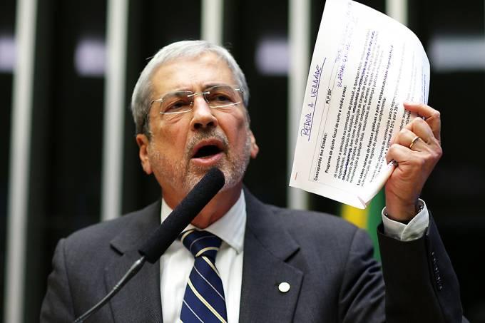 O deputado federal Antonio Imbassahy (PSDB-BA)